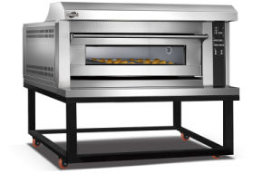Spray Oven /One Deck Electric Oven with Chassis (102DHAF) pictures & photos