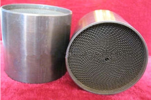 Metal Catalyst Substrate Honeycomb Metal Substrates pictures & photos
