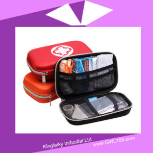 Portable Outdoor   Home Travel Sport First Aid Kit Box (BH-023) pictures & photos