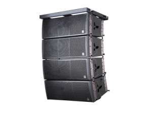 Dual 12 Inch Powerful Line Array Speaker for Small and MID Size Outdoor Performanc pictures & photos