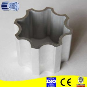 Square and Round Shape Aluminum Profile for Furniture pictures & photos