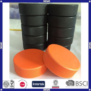 Promotional Colorful OEM Printed Rubber Hockey Puck pictures & photos