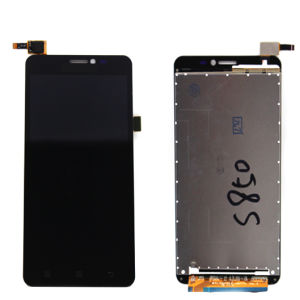Wholesale Mobile Phone Spare Parts LCD Screen for Lenovo S850
