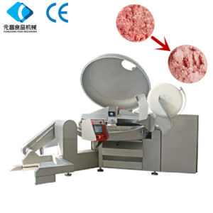 Meat Chooper Cutter with Busch Vacuum Pump pictures & photos
