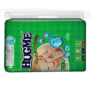 Disposable Diaper with Unique U-Shaped Design (L) pictures & photos