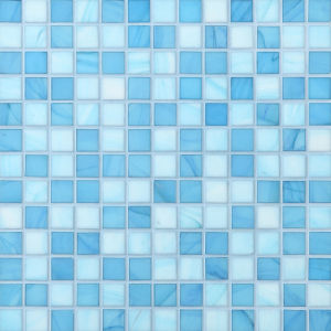 China building material glass mosaic pattern design for Pool design pattern