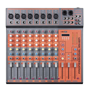 Mixer/Soud Mixer/Professional Mixer /Console/Sound Console/Brand Mixer/ Mixing Console/Cx-8u pictures & photos