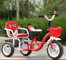 New Model Baby Tricycle Children Bicycle with Handlebar pictures & photos