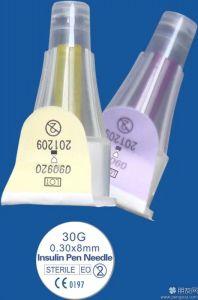 Disposable Insulin Pen Needle for Diabetes pictures & photos