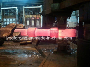 AISI4340 Scm440 High Tensile Strength Steel Shaft Forged pictures & photos