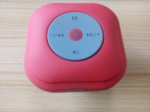 Waterproof Sucker Bluetooth Speaker for Bathroom pictures & photos