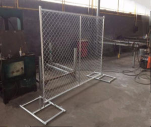 6FT*10FT USA Standard Temporary Construction Fence/Temporary Fence Panel pictures & photos