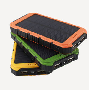 Solar Power Banks 3000-13500mAh for Digital Device pictures & photos