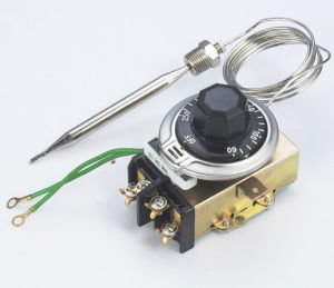Electric Water Heater Capillary Thermostat