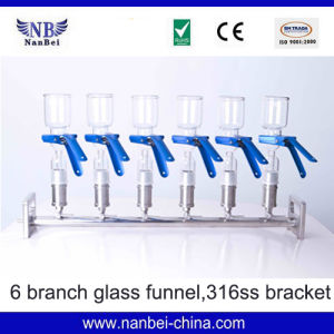 Whole Set Stainless Steel Manifold 3 Branch Manifold pictures & photos