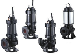 Electrical Submersible Sewage Pump with High Quality/Kh pictures & photos