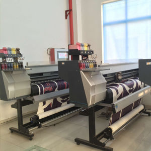 Dye Sublimation Ink for Textile Printing in 6 Colors pictures & photos