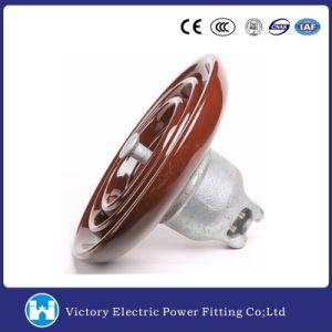 China Ansi Disc Suspension Porcelain Insulator China Precelain Insulator Disc Insulator