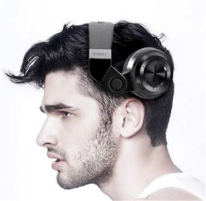 T2 Stereo Wireless Bluetooth V4.1 Headset Headphone Support APP-Controlled pictures & photos