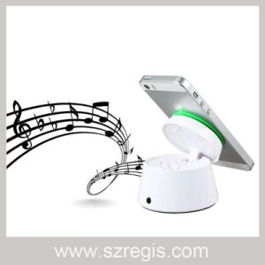 Portable Stereo Audio Loudspeaker Mini Speaker Support MP3 MP4 pictures & photos