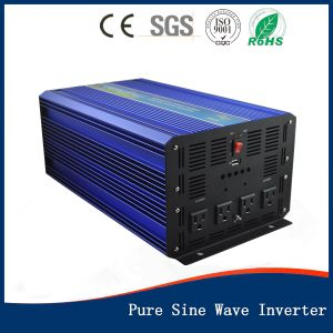 Solar Module 3000W Pure Sine Wave Solar Power Inverter pictures & photos