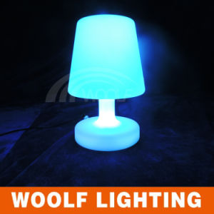 Hot Sale Mood Lights LED Hotel Table Lamps pictures & photos