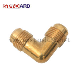 Brass Gas Fitting Elbow Fitting