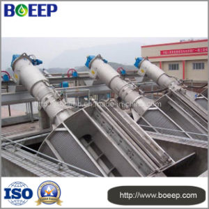 Water Treatment Equipment Drum Screen Installed in Channel or Tank pictures & photos