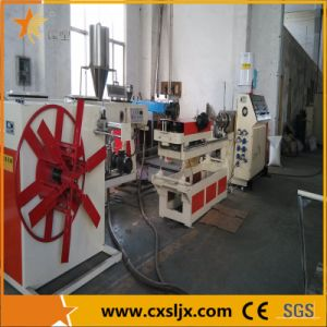 32-50mm PP PVC PE Corrugated Pipe Machinery with Single Wall pictures & photos