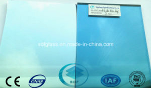 Ford Blue Reflective Glass with CE, ISO (4 TO 10mm)