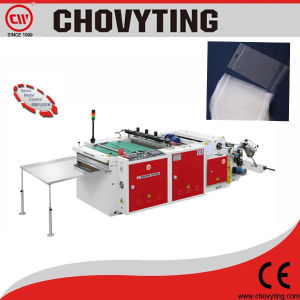 Automatic PP/OPP/LDPE Self Adhesive Bags Making Machine pictures & photos