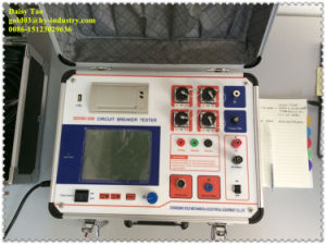 High Voltage Switch Dynamic Characteristics Circuit Breaker Testing Instrument pictures & photos