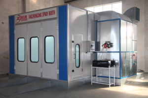Automobile Spray Booth (Model: JZJ-9100 which is one economical model) pictures & photos