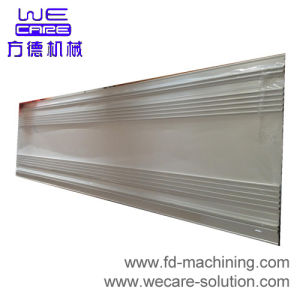 Anodized Satin Aluminum Profiles