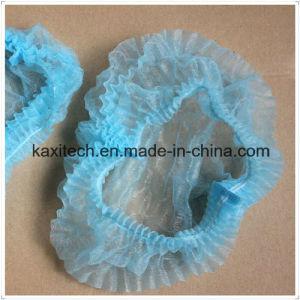 Disposable Non-Woven Hair Net Mob Cap Elastic Free Size pictures & photos