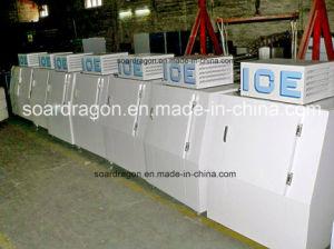 380L Single Slant Door Bagged Ice Storage Freezer Merchandiser for Outdoor USD pictures & photos
