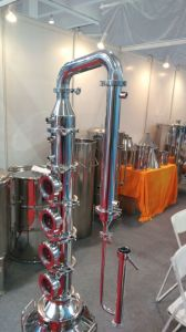 Home Alcohol Distiller Whole Complete pictures & photos