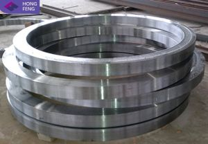 AISI Carbon Steel Alloy Steel Hot Forging Ring pictures & photos