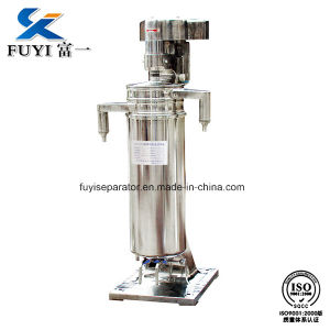 Gf105 High Speed Pipe Centrifuge Tubular Separator