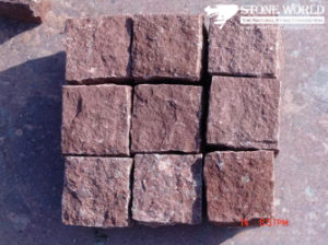 Granite Cobble Stone Natural Stone/ Basalt Paving Stone pictures & photos