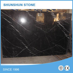 Black Marquina Marble Slab for Building Material pictures & photos