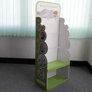 Pop Cardboard Display, Carton Display Stand, Cardboard Pegboard Displays pictures & photos