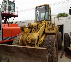 Used Cat 950b Wheel Loader for Sale pictures & photos