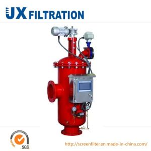 Industrial Water Filter Back Wash or Self Clean Filter pictures & photos