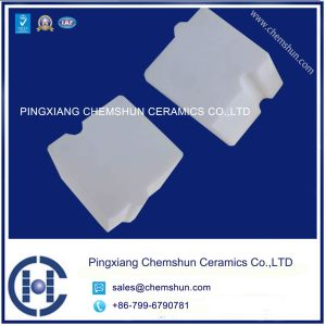 Wear Protection Alumina Ceramic Blocks with Interlocking Tongue and Groove pictures & photos