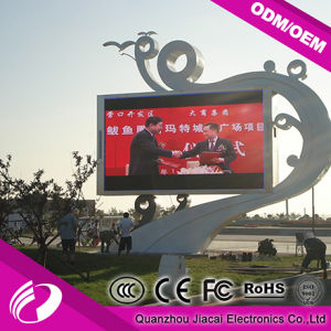 10mm LED Commercial Video Display pictures & photos