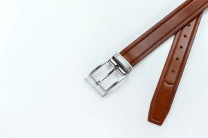 Italian Full Grain Leather Fashion Men′s Genuine Leather Belt Dress Belt pictures & photos