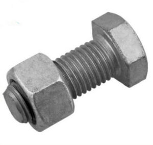 A325 HDG High Strength Heavy Hex Bolts pictures & photos