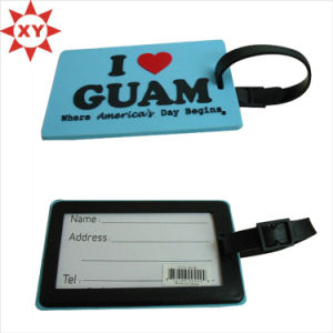 Discount Price Promotional Items Custom Luggage Tags pictures & photos
