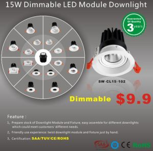 High Quality COB LED Downlight Module